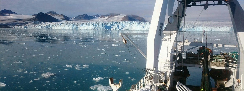 Finlo Cottier, Arctic PRIZE