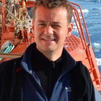 Dr Colin Stedmon