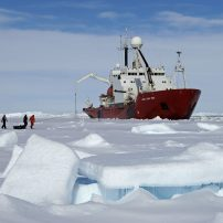 Scottish researchers head up expedition to study Arctic ocean ice