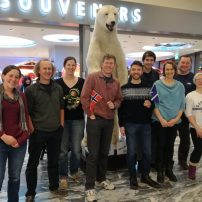 The Scots scientists on a nightshift Arctic expedition