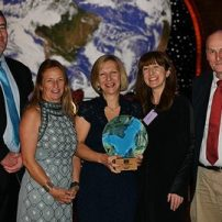 Overall winner of the NERC Impact Awards: Uncovering the impacts of microplastics in the ocean