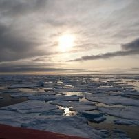 Strathclyde mathematician joins Arctic climate change venture