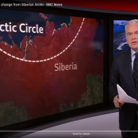 New warning over climate change from Siberian Arctic – BBC News